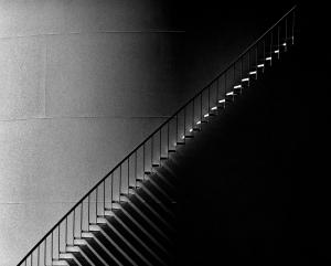 Oil Tank Stairway