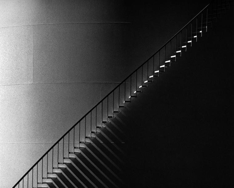 Oil Tank Stairway #1