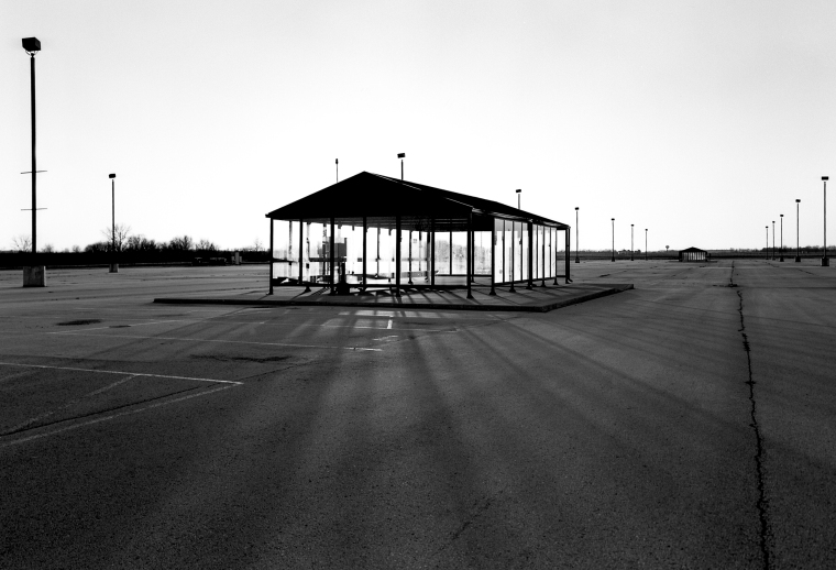 Airport Parking Shelter