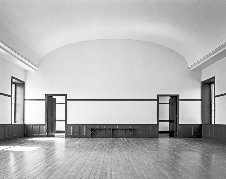 Shaker Meeting Hall