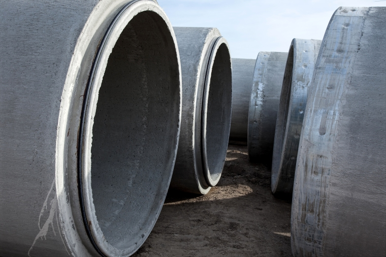 Concrete Sewer Pipe