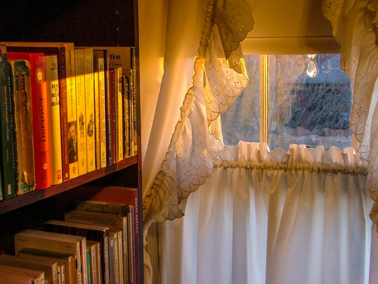 Linda's Bedroom Window